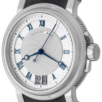 Breguet pre-owned Automatic 39mm Silver