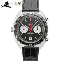 Heuer Steel 41mm Automatic 1163 pre-owned