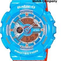 Casio Baby-G new 2010 Quartz Watch with original box and original papers