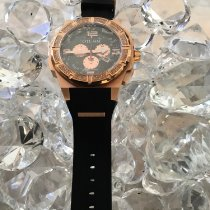 Otumm Stahl 53mm Quarz Otumm Diamond Speed Limited Edition neu