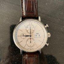 IWC Portofino Chronograph IW391007 2014 gebraucht