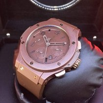 "Hublot BIG BANG ""ALL CHOCOLATE"""
