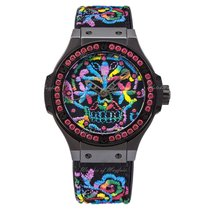 Hublot 41mm Automatic new Big Bang Broderie