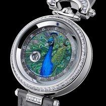 Bovet Amadeo Fleurier Peacock