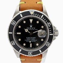 Rolex Submariner Date 16800 - Box & Part Papers - Perfect...