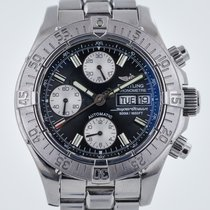 Breitling Superocean, A13340, Mens, Stainless Steel, Automatic...