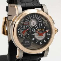Bovet Dimier Recital -  Titanium and Pink Gold DT1150