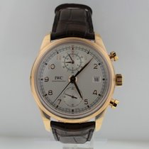 IWC Portuguese Chronograph IW390402