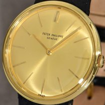 Patek Philippe Calatrava timeless elegance 18K Gold gent's...
