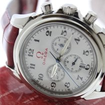 Omega Aluminum Automatic White Arabic numerals 41mm pre-owned