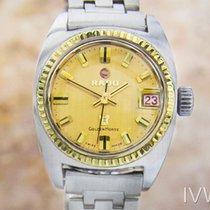 Rado Golden Horse Date Vintage Rare Swiss Lady Automatic Watch...