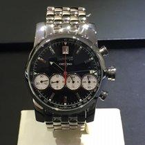 Eberhard & Co. Chrono 4 Ref. 31041 CP - Steel - Full Set 2013