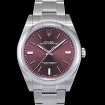 Rolex Perpetual 39 Purple/Steel 39mm - 114300