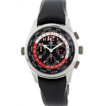 Girard Perregaux Ferrari F1 World Time 49800 Mens Watch