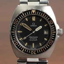 Omega Seamaster PloProf Steel 39mm Black