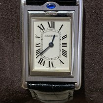Cartier Tank (submodel) pre-owned Steel