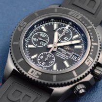 百年靈 Superocean Chronograph II 鋼