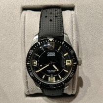 Oris Divers pre-owned 40mm Black Date Rubber