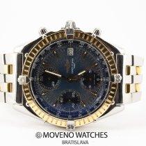 Breitling Chronomat Zlato/Ocel 39mm Bez čísel
