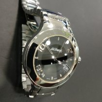 S.T. Dupont Steel Quartz dupont pre-owned