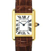Cartier Tank Louis Cartier W1529856 new