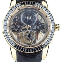 Ulysse Nardin pre-owned Manual winding 43mm Transparent Sapphire Glass 3 ATM