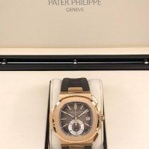 Patek Philippe 5980R-001 Złoto różowe 2011 Nautilus 40.5mm używany