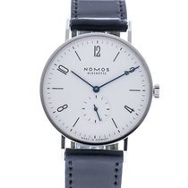 NOMOS 164 Steel 2010 Tangente 38 37.5mm pre-owned United States of America, Georgia, Atlanta