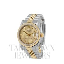 Rolex 68273 Gold/Steel Lady-Datejust 31mm pre-owned United States of America, New York, Hartsdale
