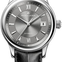 Maurice Lacroix Steel 38mm Automatic LC6027-SS001-311-1 new