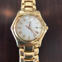 Ebel 1911 Yellow gold 37mm Champagne Roman numerals United States of America, Florida, Naples