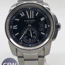 Cartier Acero 42mm Automático 3389 usados
