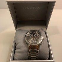 ck Calvin Klein Acero 42mm Cuarzo K7627161 nuevo