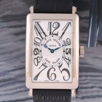 Franck Muller White gold 31mm Automatic 1000 SC pre-owned