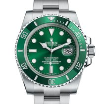 Rolex Submariner Date 116610LV 2018 новые