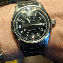 Hamilton Steel Automatic H70455133 pre-owned
