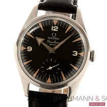 Omega Stål 36mm Sort Arabertal