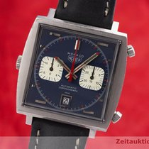 Heuer Steel 39.5mm Automatic 1133B pre-owned
