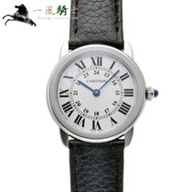 Cartier Ronde Croisière de Cartier Acier 29mm Blanc