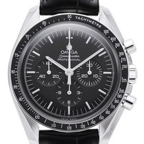 Omega Speedmaster Professional Moonwatch 42 mm Lederband