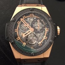 Hublot Red gold Automatic 704.QQ.1138.GR new