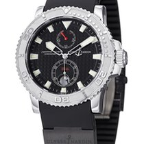 Ulysse Nardin Maxi Marine Diver new Automatic Watch with original box 263-33-3C.92