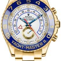 Rolex Yacht-Master II 44mm 116688 White