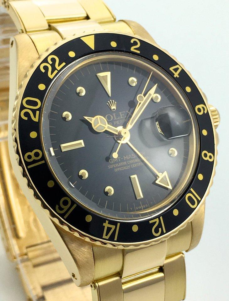 Rolex GMT-Master 1675 1970 gebraucht