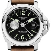 Panerai Luminor GMT Automatic new Steel