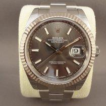 Rolex Datejust II Rhodium dial / 126334
