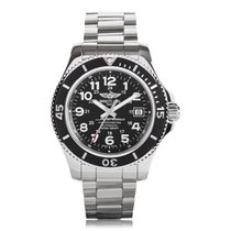 Breitling Superocean II 42 Chronometre a17365c9/bd67 Complete NEW