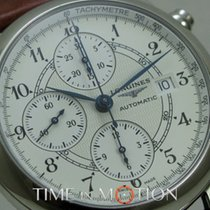浪琴 Automatic Chronograph Cal 667 Manual + Box