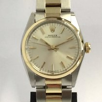 Rolex Oyster Perpetual Middle Size Steel & Gold