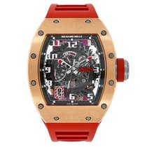 Richard Mille 18K Rose Gold Black Rose Limited Edition of 30